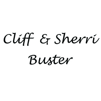Cliff and Sherri Buster